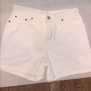 High waisted faded glory authentic brand shorts
